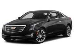 Pre-Owned 2016 CADILLAC ATS 2.0L Turbo Luxury Collection Coupe for sale in Schaumburg, Illinois