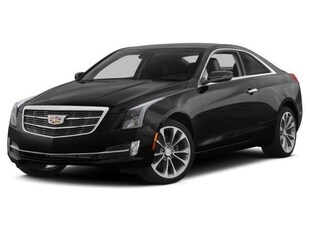 2016 CADILLAC ATS 2.0L Turbo Performance Coupe