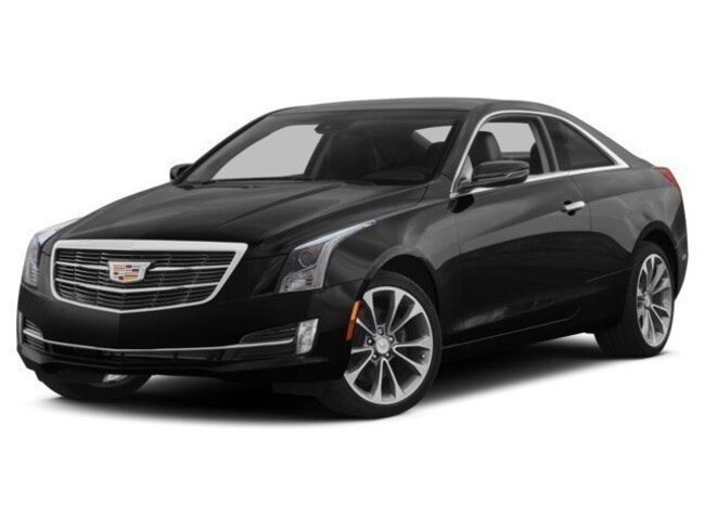 Used 2016 CADILLAC ATS 2.0L Turbo Premium Collection Coupe For Sale in Nashua, NH