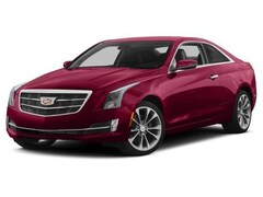 2016 CADILLAC ATS 3.6L Luxury Collection Coupe
