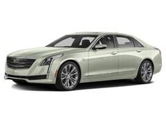 Used 2016 Cadillac CT6 2.0L Turbo Luxury Sedan