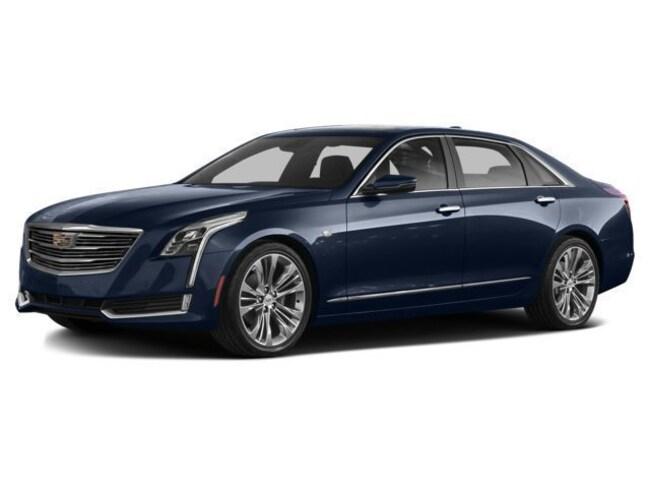 Pre-Owned 2016 Cadillac CT6 3.6L Premium Luxury Sedan in Grand Rapids, MI