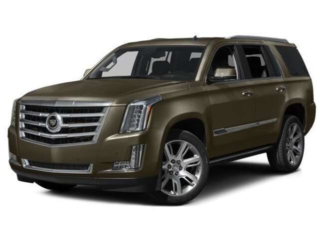 Pre-Owned 2016 CADILLAC Escalade Premium Collection SUV For Sale Lubbock, TX