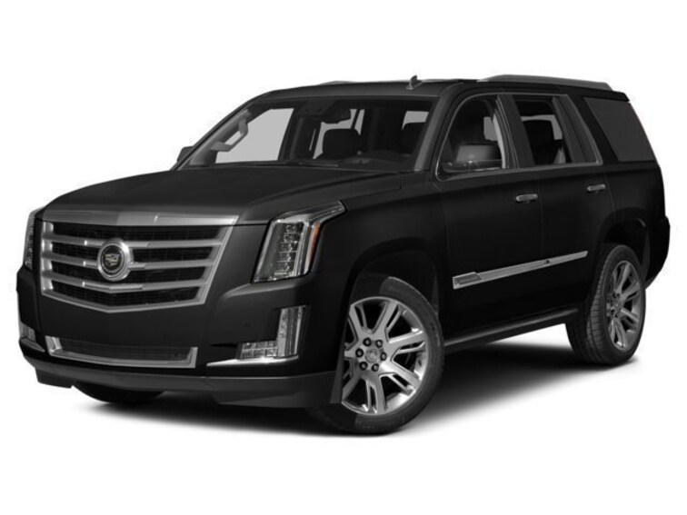 Used 2016 Cadillac Escalade Platinum Wagon Near Santa Rosa CA