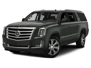 2016 Cadillac Escalade ESV Luxury AWD Navigation-DVD SUV