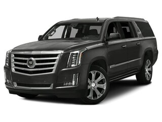 2016 Cadillac Escalade ESV Luxury 4WD Navigation SUV