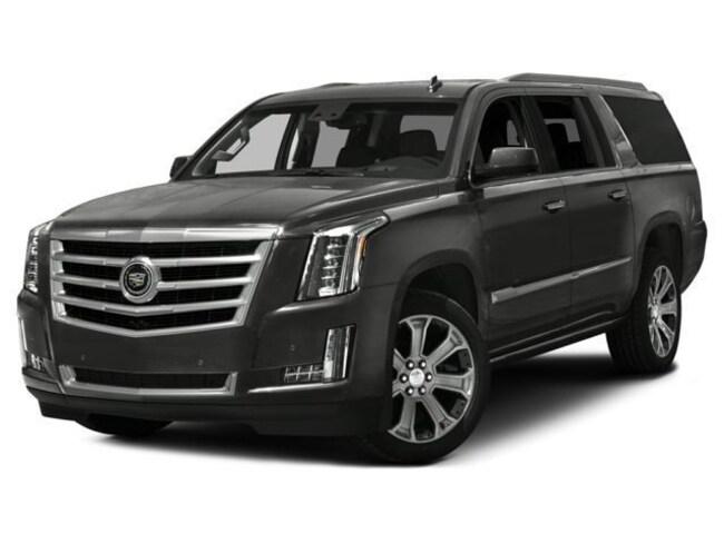 2016 Cadillac Escalade ESV Luxury 4WD Navigation SUV