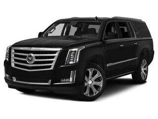 Used 2016 CADILLAC Escalade ESV Platinum SUV for Sale in Midland, TX