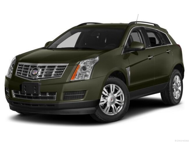 Used 2016 CADILLAC SRX Luxury Collection SUV In Fort Collins