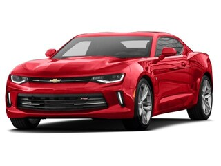 Used 2016 Chevrolet Camaro 1LT Coupe Roseburg, OR
