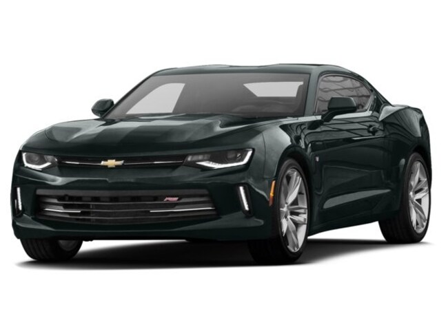 Used 2016 Chevrolet Camaro 1LT Coupe Golden CO