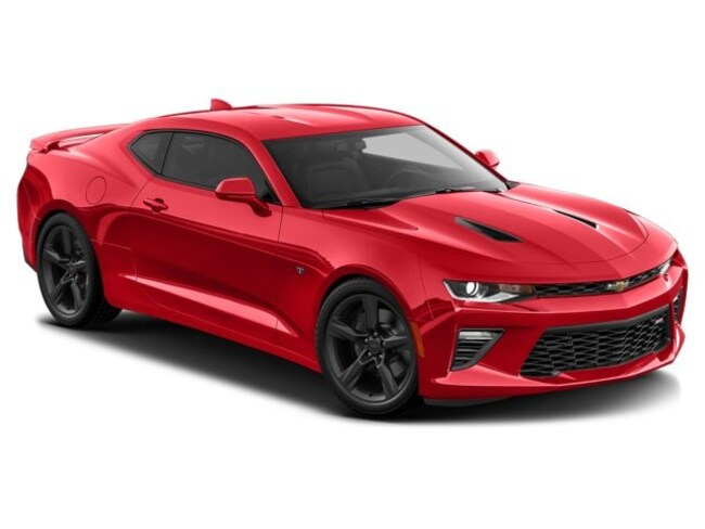 2016 Chevrolet Camaro 1SS Coupe
