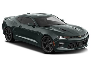 2016 Chevrolet Camaro SS / 1SS Package RWD   6.2  V8 / 6-SPD. Manual coupe
