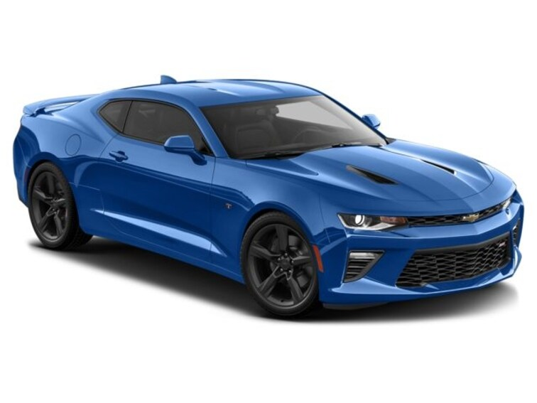 Used 2016 Chevrolet Camaro SS Coupe in Downingtown, PA