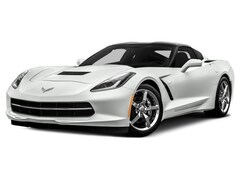 2016 Chevrolet Corvette Stingray Z51 Cars