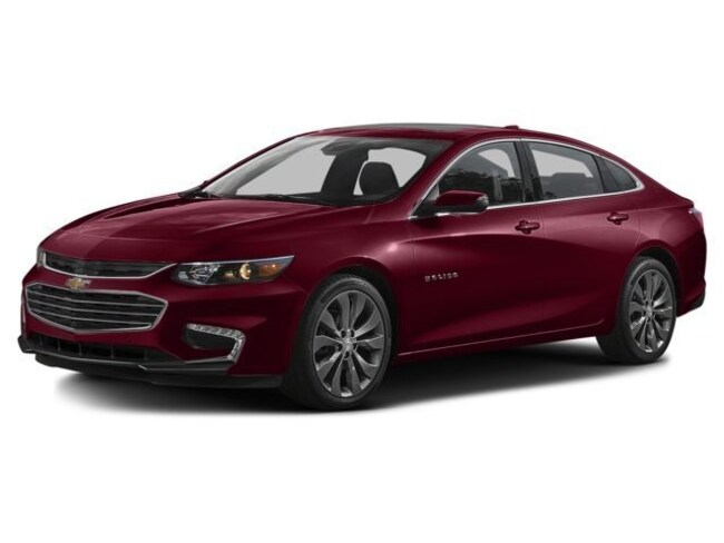 Used 2016 Chevrolet Malibu LS w/1LS Sedan in Muncy