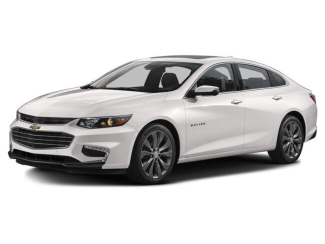 Used 2016 Chevrolet Malibu LS in Clayton, GA