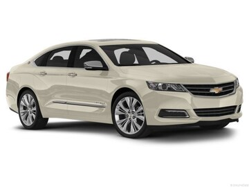 2016 Chevrolet Impala Sedan