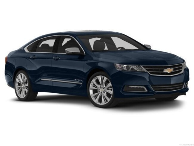 2016 Chevrolet Impala LT Car