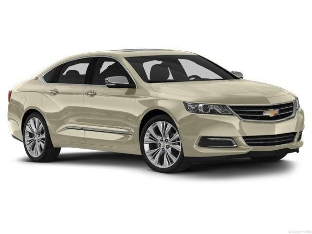 2016 Chevrolet Impala LTZ w/2LZ Sedan