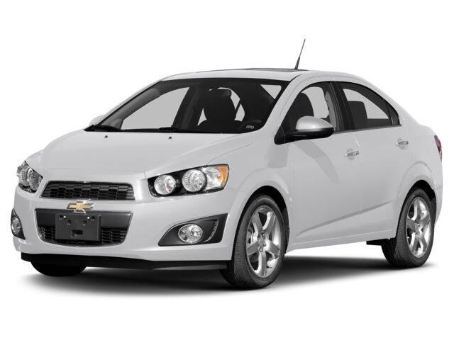 Used 2016 Chevrolet Sonic LS Auto Sedan Fresno, CA
