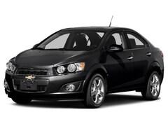 2016 Chevrolet Sonic LS Sedan