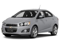 2016 Chevrolet Sonic LT Sedan