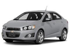2016 Chevrolet Sonic LTZ Car