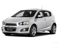 2016 Chevrolet Sonic LS Auto Hatchback