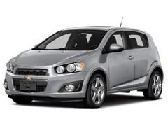 2016 Chevrolet Sonic LT Manual Hatchback