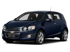 2016 Chevrolet Sonic LTZ Auto Hatchback