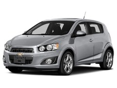 Used 2016 Chevrolet Sonic LTZ Auto Hatchback in Massapequa