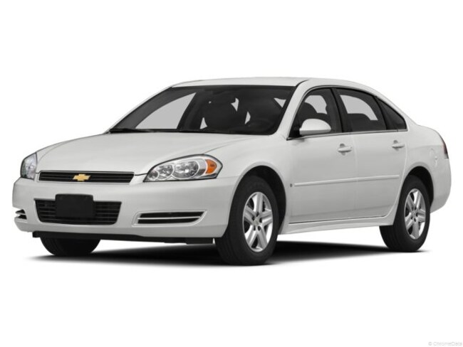 2016 Chevrolet Impala Limited LS Sedan