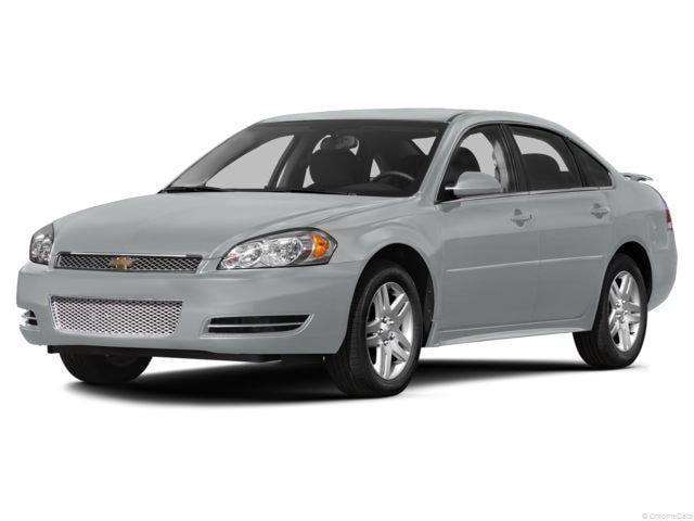 2016 Chevrolet Impala Limited LT Sedan