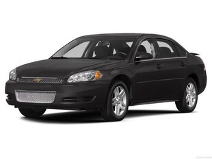2016 Chevrolet Impala Limited LT Fleet Sedan