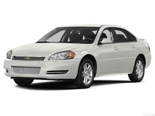 2016 Chevrolet Impala Limited LT Fleet Sedan