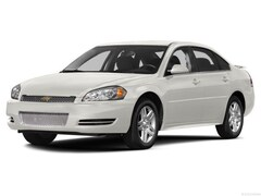2016 Chevrolet Impala Limited LT Sedan