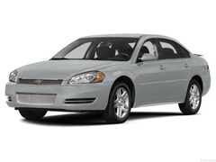 2016 Chevrolet Impala Limited LTZ Fleet Sedan