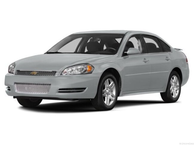 Pre-Owned 2016 Chevrolet Impala Limited LTZ Sedan for sale in Clovis, NM