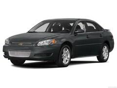 2016 Chevrolet Impala Limited LTZ Fleet Sedan
