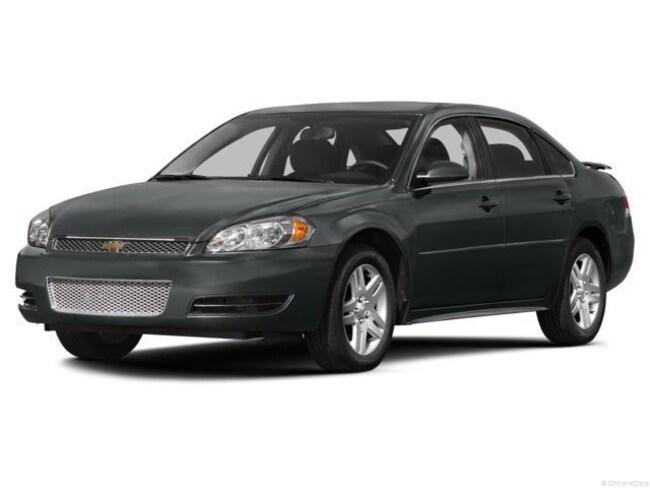 2016 Chevrolet Impala Limited LTZ Sedan