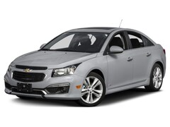 Used 2016 Chevrolet Cruze Limited LS Mid-Size Car for sale in Mansfield, OH