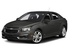2016 Chevrolet Cruze Limited LS Manual Sedan
