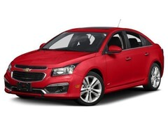 Used 2016 Chevrolet Cruze Limited 2LT Auto Sedan for sale in Merced, CA
