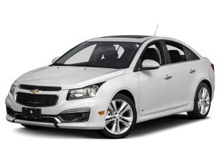 For Sale Westerly RI 2016 Chevrolet Cruze Limited 2LT Auto Sedan New