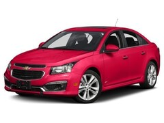Used 2016 Chevrolet Cruze Limited LTZ Auto Sedan for sale in Morrilton, AR