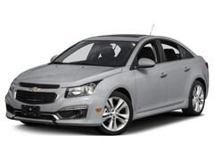 2016 Chevrolet Cruze Limited LTZ Sedan