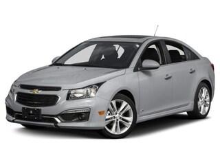 2016 Chevrolet Cruze Limited LTZ Sedan For Sale in El Paso