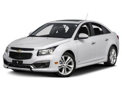 Used 2016 Chevrolet Cruze Limited LTZ Auto Sedan in Gainesville, FL