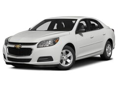 2016 Chevrolet Malibu Limited LS Fleet Sedan